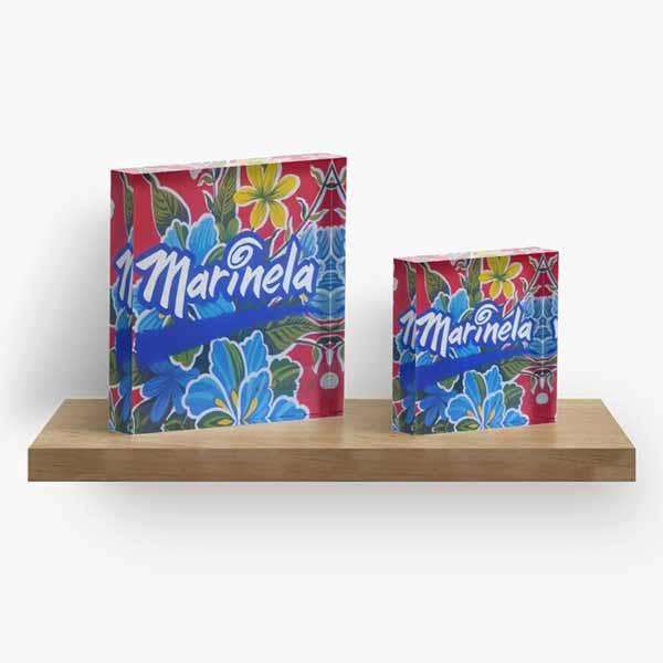 Marinela Acrylic Block