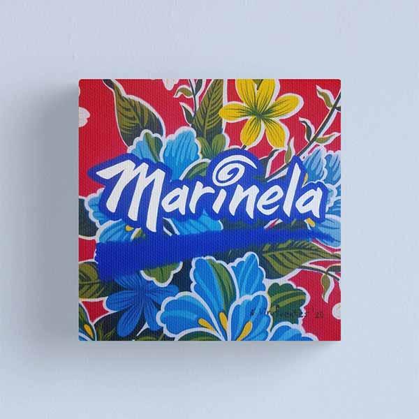 Marinela Canvas Print