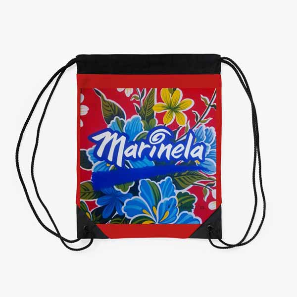 Marinela Drawstring Bag