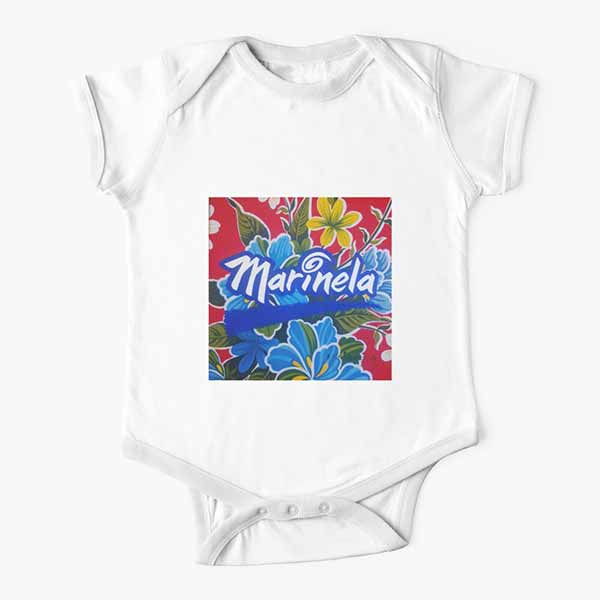 Marinela Short Sleeve Baby One-Piece