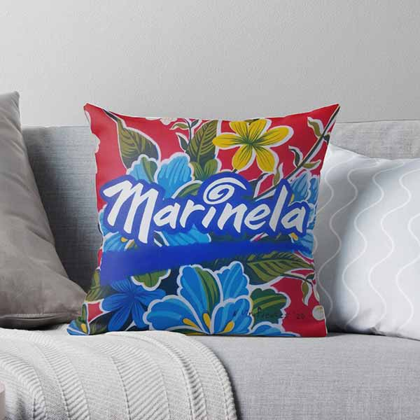 Marinela Throw Pillow