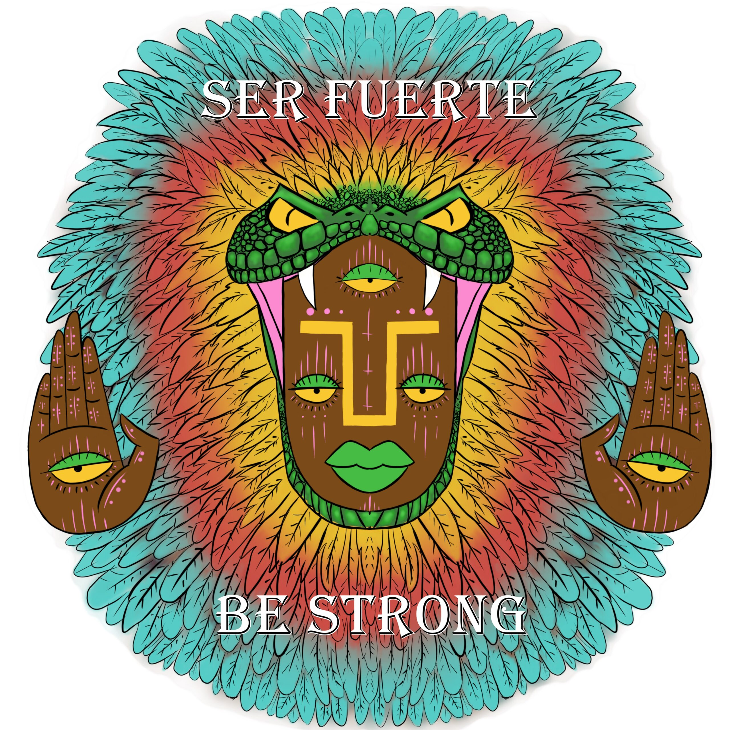 Ser Fuerte, Be Strong