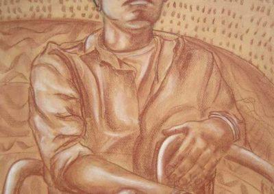 Observational Figure Drawing III