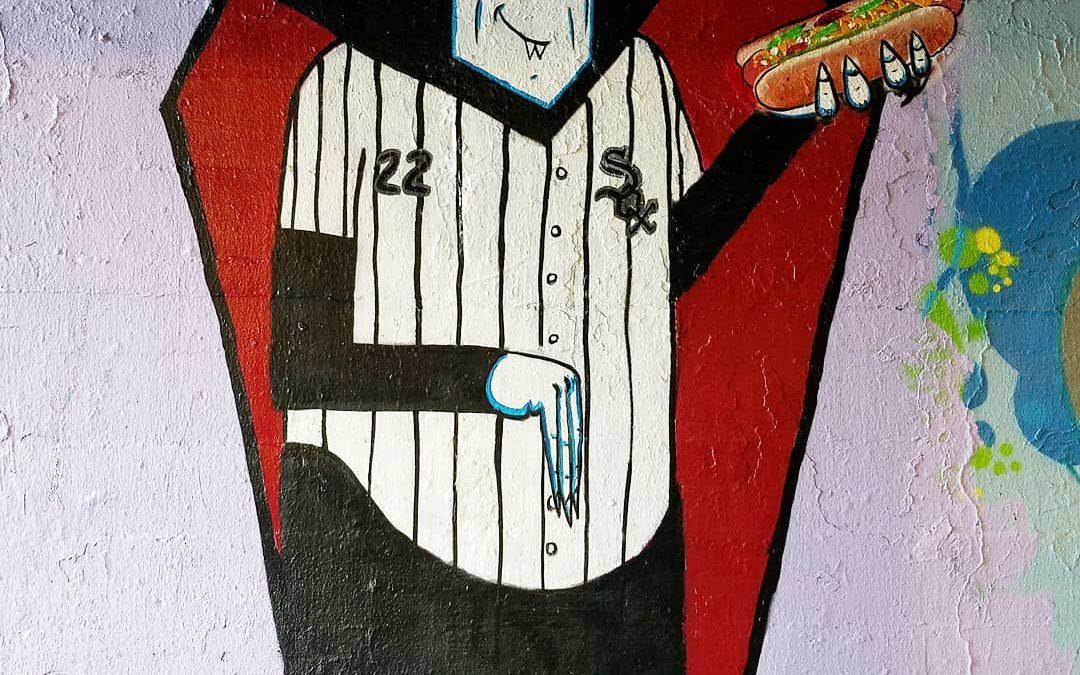 White Sox Nosferatu
