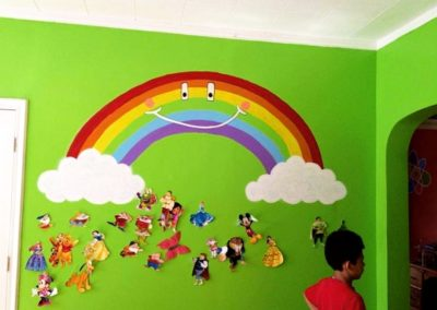 Daycare Murals