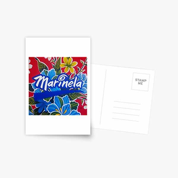 Marinela Postcard