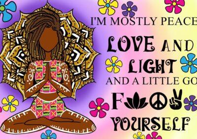 Black Girl Magic Positivity